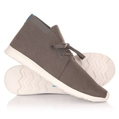 Кроссовки Native Apollo Chukka Dublin Grey/White