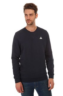 Толстовка свитшот Le Coq Sportif Bagic Crew Sweat Dress Blues