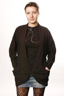 Куртка женская Insight Mad Man Jacket Black