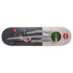 Дека для скейтборда для скейтборда Almost S6 Impact Plus Willow Junk On My Prick 31.8 x 8.375 (21.3 см)