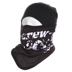 Маска Shweyka Facemask Black/White