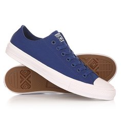 Кеды кроссовки низкие Converse Chuck Taylor All Star Ii Core Sodalite Blue