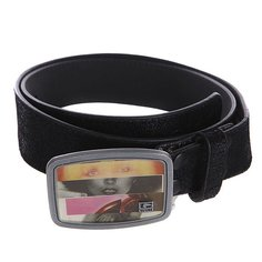 Ремень Globe Wench Belt Black/Slice Of Life