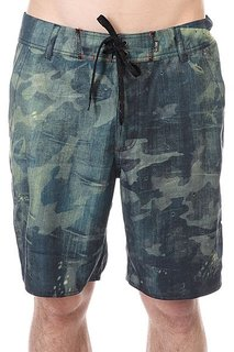 Шорты пляжные Globe Queensberry Hybrid Short 20 Camo