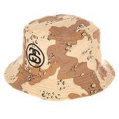 Панама Stussy link Bucket Hat Camo