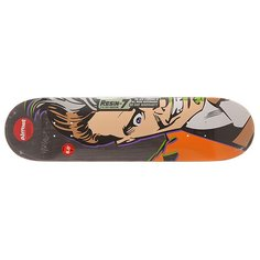 Дека для скейтборда для скейтборда Almost S6 R7 Cooper Two-face Split Face 31.7 x 8 (20.3 см)