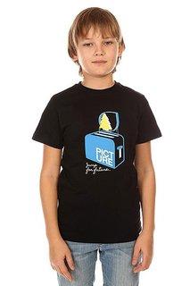 Футболка детская Picture Organic Toaster Tee Black