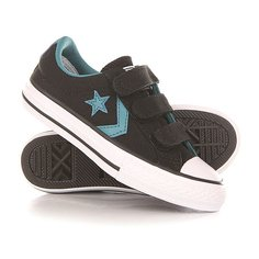 Кеды кроссовки низкие детские Converse Star Player Ev 3v Black