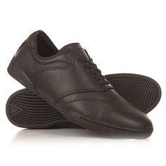 Кеды кроссовки низкие Huf Dylan Black