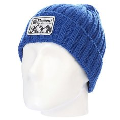 Шапка Element Counter Beanie Royal