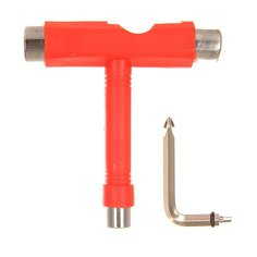 Ключ для скейтборда Turbo-FB Classic Red