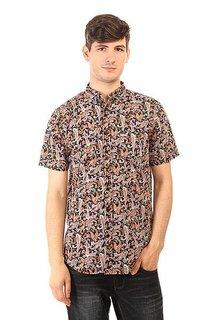 Рубашка Globe Palme Shirt Black