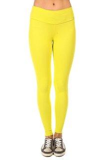 Леггинсы женские CajuBrasil New Zealand Legging Yellow