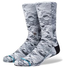 Носки средние Stance Anthem Leap Heather Grey