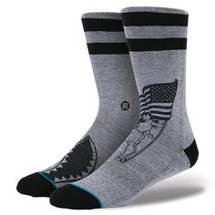 Носки средние Stance Foundation Spirit Grey
