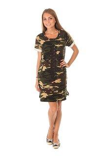 Платье женское Emblem Dress Militery E25 Camo