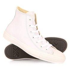 Кеды кроссовки высокие Converse Chuck Taylor All Star White