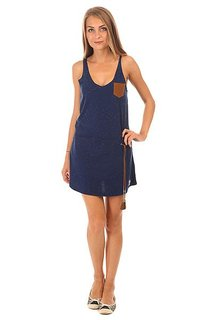 Платье женское Picture Organic Victoria Dark Blue