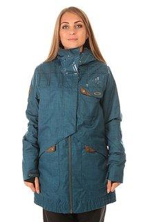 Куртка женская Oakley Village Jacket Legion Blue