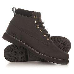 Ботинки высокие Quiksilver Mission Ii Solid Black