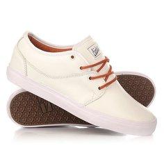 Кеды кроссовки низкие Globe Mahalo White