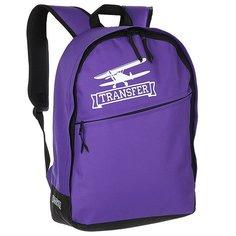 Рюкзак городской Transfer Daily Фиолетовый