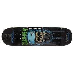 Дека для скейтборда для скейтборда Footwork Progress Wardogs Oleinikov