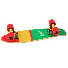 Скейт мини круизер Eastcoast Shelby Rasta 6.25 x 23 (58.4 см)