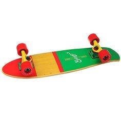 Скейт мини круизер Eastcoast Shelby Rasta 7.25 x 27 (68.5 см)