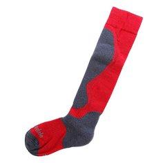 Носки высокие Bridgedale Heel Fit Poppy/Gunmetal