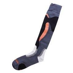 Носки сноубордические Bridgedale Control Fit Gunmetal/Black
