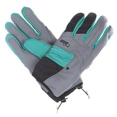 Перчатки сноубордические женские Pow Chase Glove Atlantis