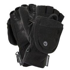 Перчатки сноубордические Marmot Windstopper Convertible Glove Black