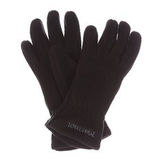 Перчатки женские Marmot Wms Fleece Glove True Black