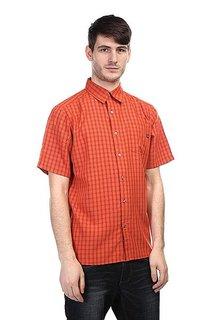 Рубашка в клетку Marmot Eldridge Rusted Orange