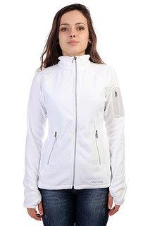Толстовка сноубордическая женская Marmot Wms Flashpoint Jacket White