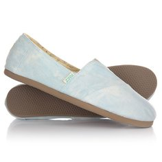 Эспадрильи Paez New Classic Eva Soft Washed Denim-0037