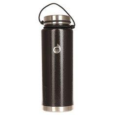 Бутылка для воды Mizu V12 Black Hammer Paint Le Drip