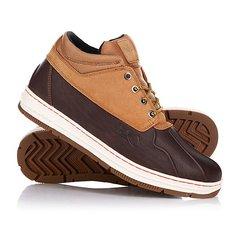 Кеды кроссовки высокие K1X Shellduck Low Boot Le Brown/Honey