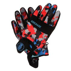 Перчатки сноубордические Grenade Trooper Blue