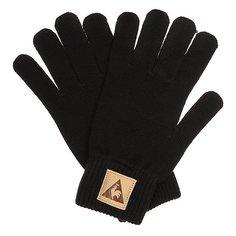 Перчатки Le Coq Sportif Classique Gloves Black