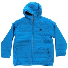 Куртка детская Billabong All Day Puffer Bright Blue