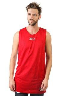 Майка K1X Hardwood Reversible Game Set Jersey Red/White