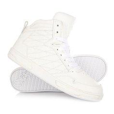 Кеды кроссовки высокие K1X H1top Le White