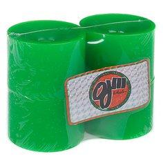 Колеса для скейтборда для лонгборда Oj Thunder Juice Neon Green 75 mm
