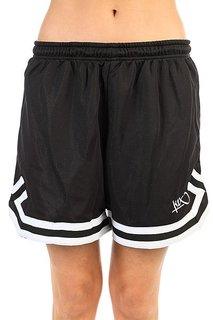Шорты классические женские K1X Hardwood Ladies Double X Shorts Black
