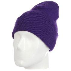 Шапка носок Les Ff Fold Purple
