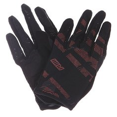 Перчатки Pow Hypervent Glove Long Red