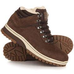 Ботинки зимние K1X H1ke Territory Dark Brown