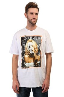 Футболка Neff Forever Young White
